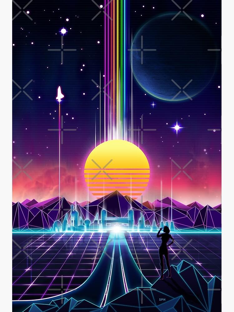 die Zukunft des Neons von forge22