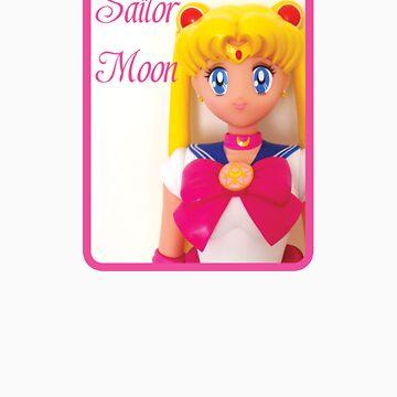 I am Sailor Moon by bunnyparadise