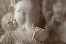 Moods of Lord Ganesh & the making of idols #2 by Prasad