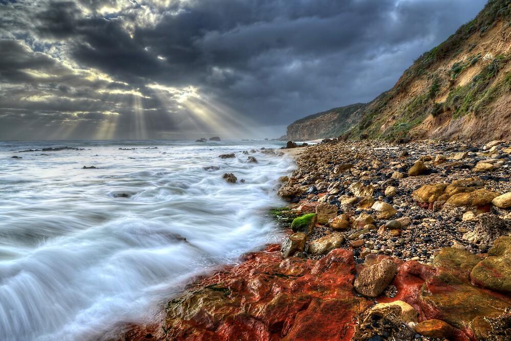 Fingal Beach by Alex Stojan