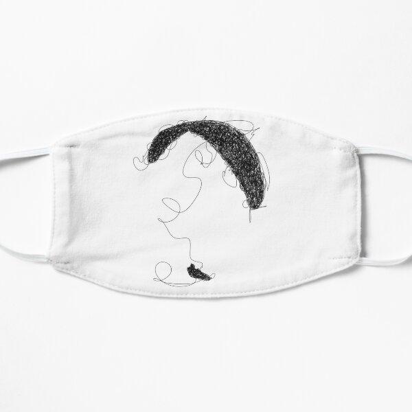 Gleitschirmflieger  Flache Maske