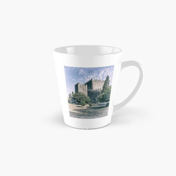 Medieval Castle and keep Tall Mug