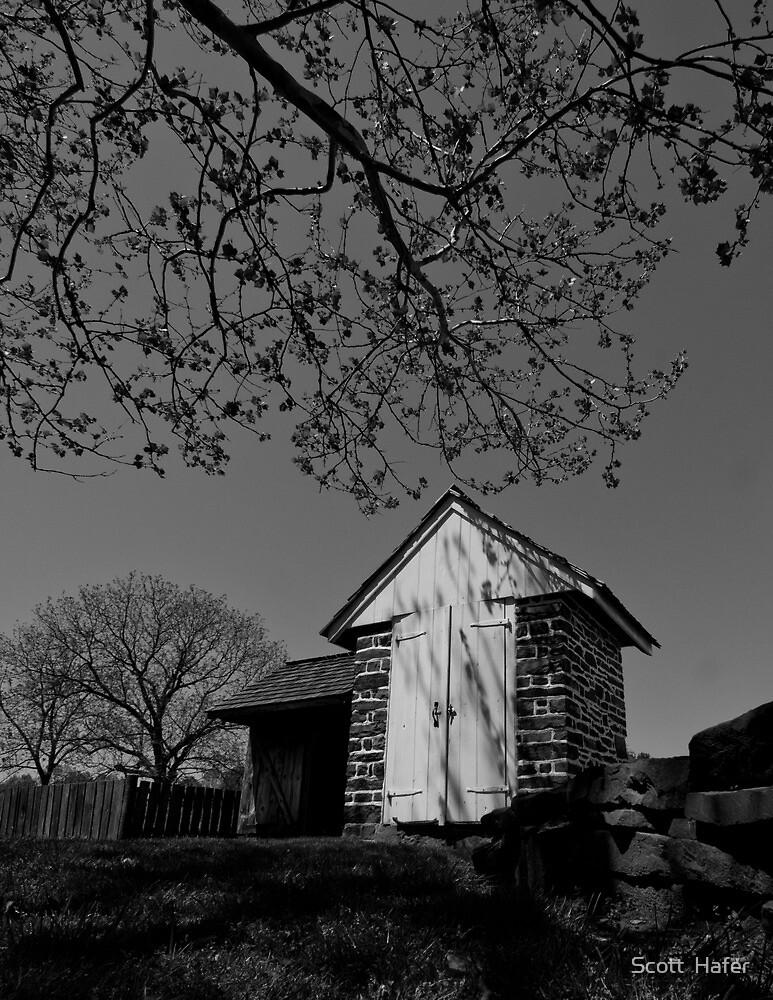 Peter Wentz Farmstead by Scott  Hafer