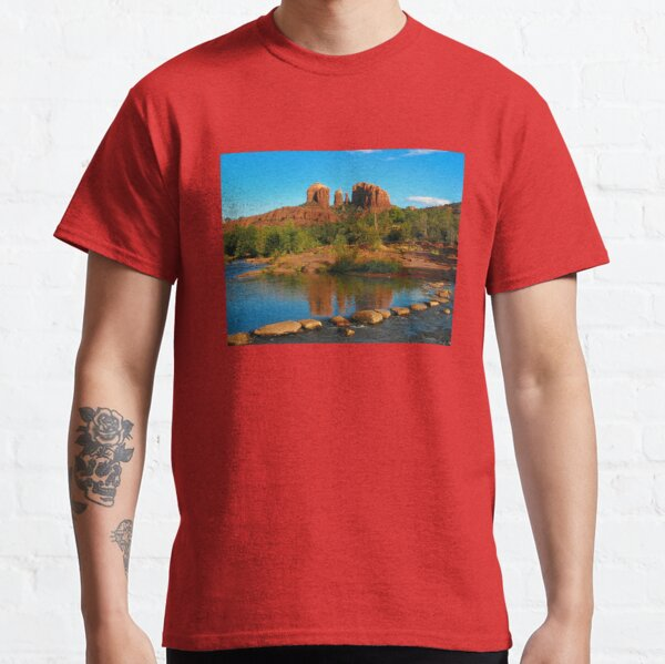 Cathedral Rock, Sedona Arizona Classic T-Shirt