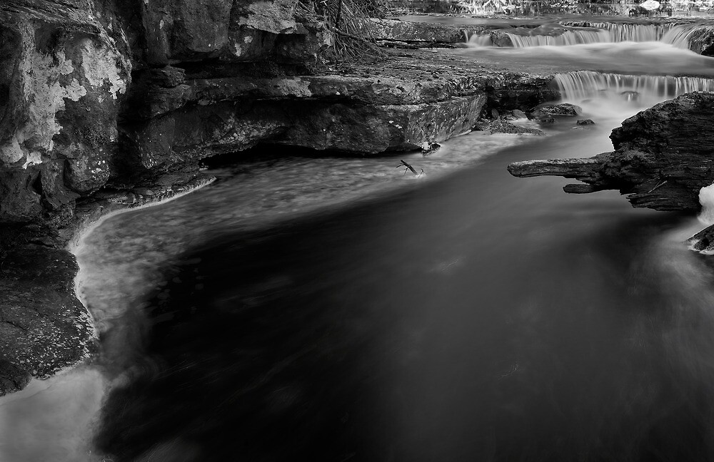 Snug River #36 by Phillip Hirst