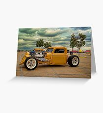 1935 Ford Pickup Truck Greeting Card