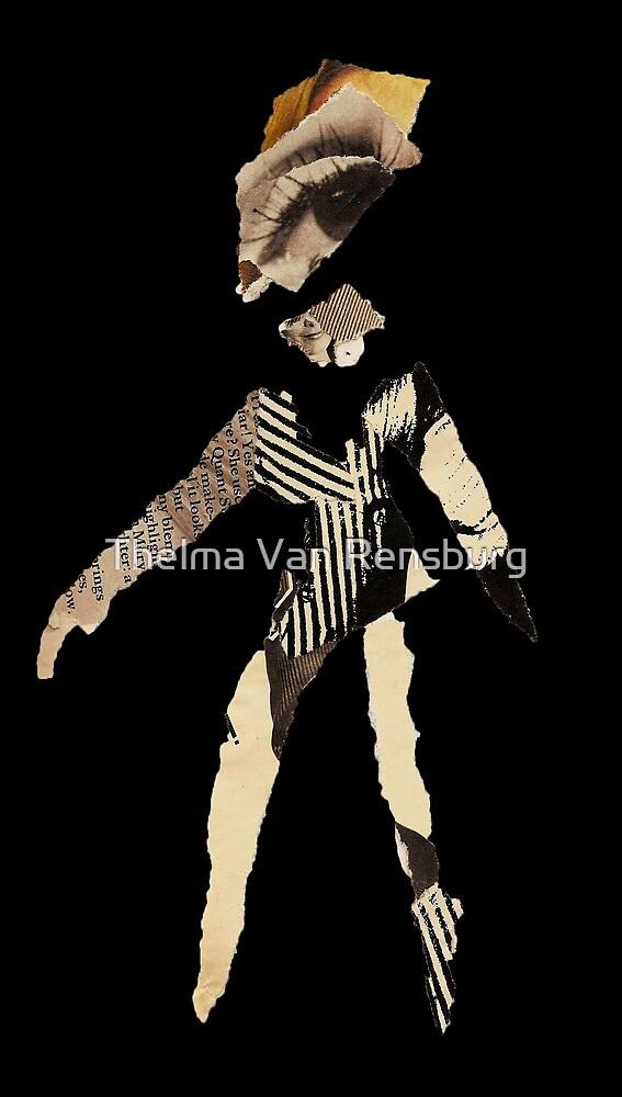 wonder woman 2 by Thelma Van Rensburg