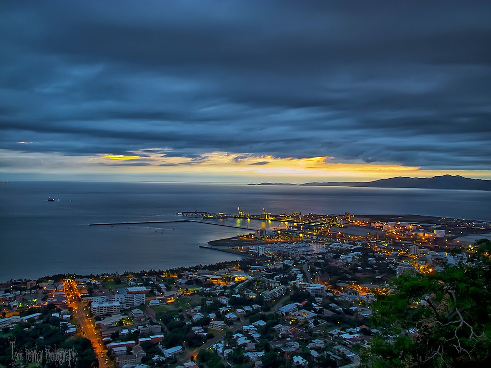 Townsville morning by tonyporter