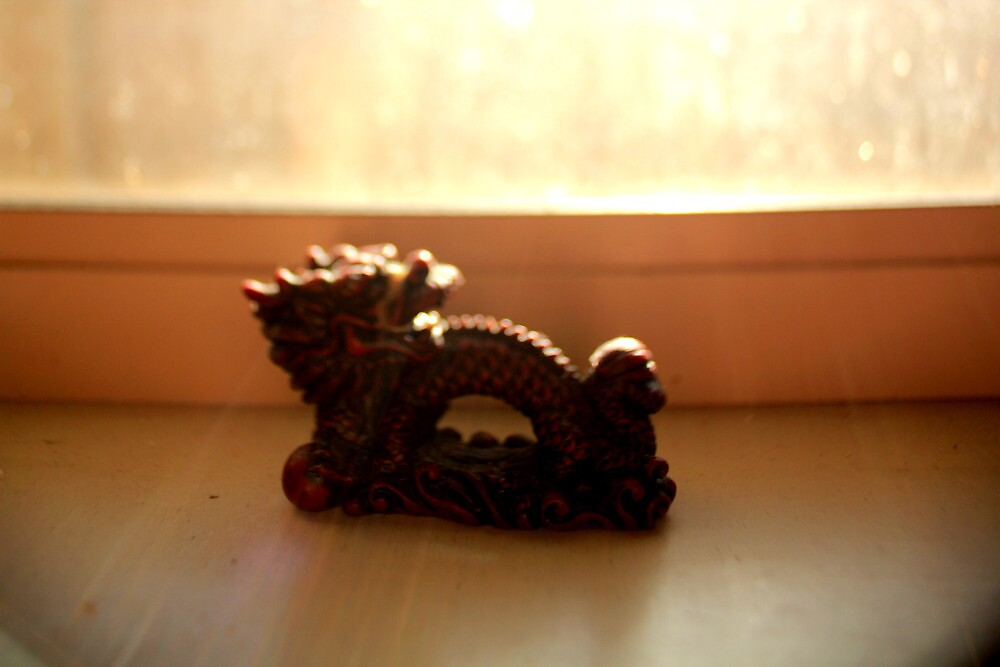 Chinese Dragon by leanndra