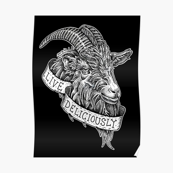 Live deliciously  Poster