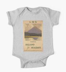 Vintage poster - Ireland Kids Clothes