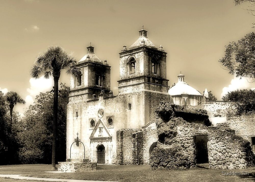 Mission Concepcion by SuddenJim