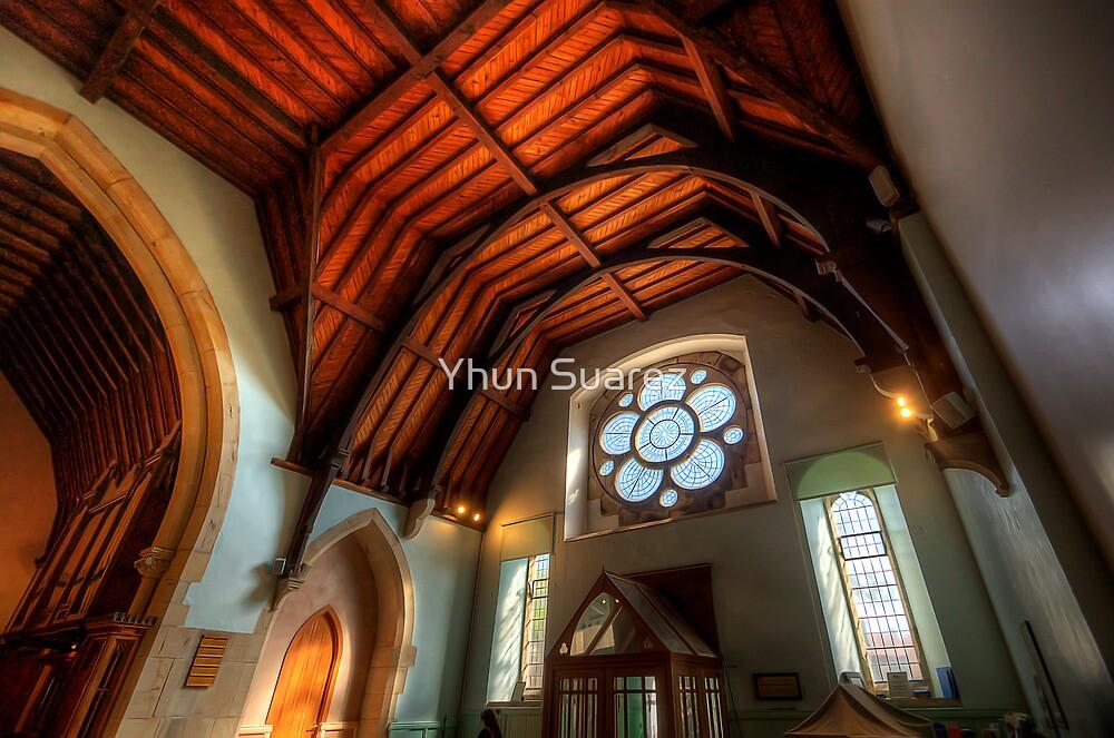 St John's Church - Filey by Yhun Suarez