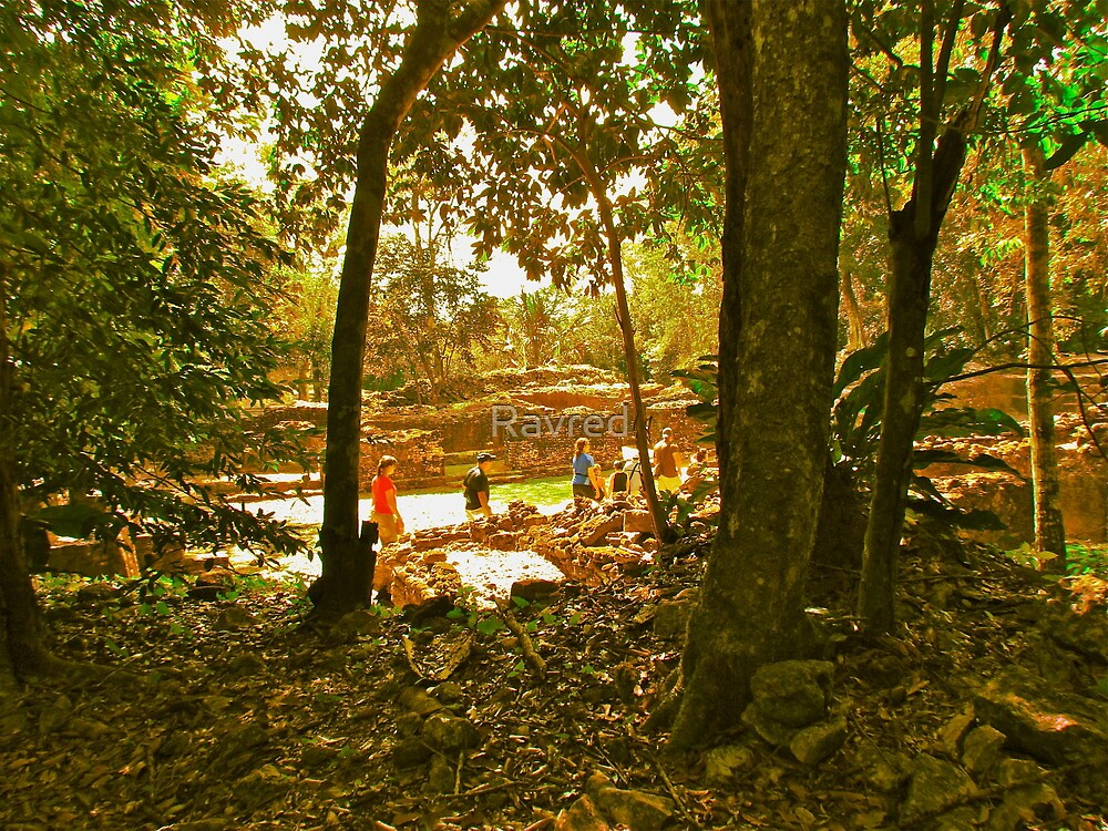 Maya Belize by Ravred