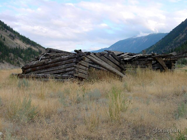Old Barn by gloriajean