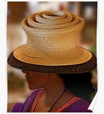 Hatter's Hat Poster