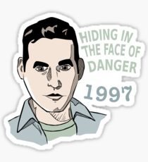 Xander the Great Sticker
