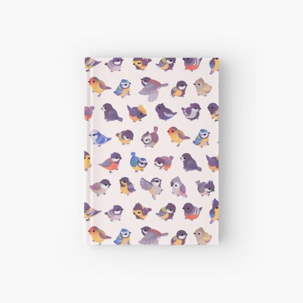 Little bird (Paridae) Hardcover Journal
