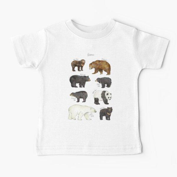 Bears Baby T-Shirt