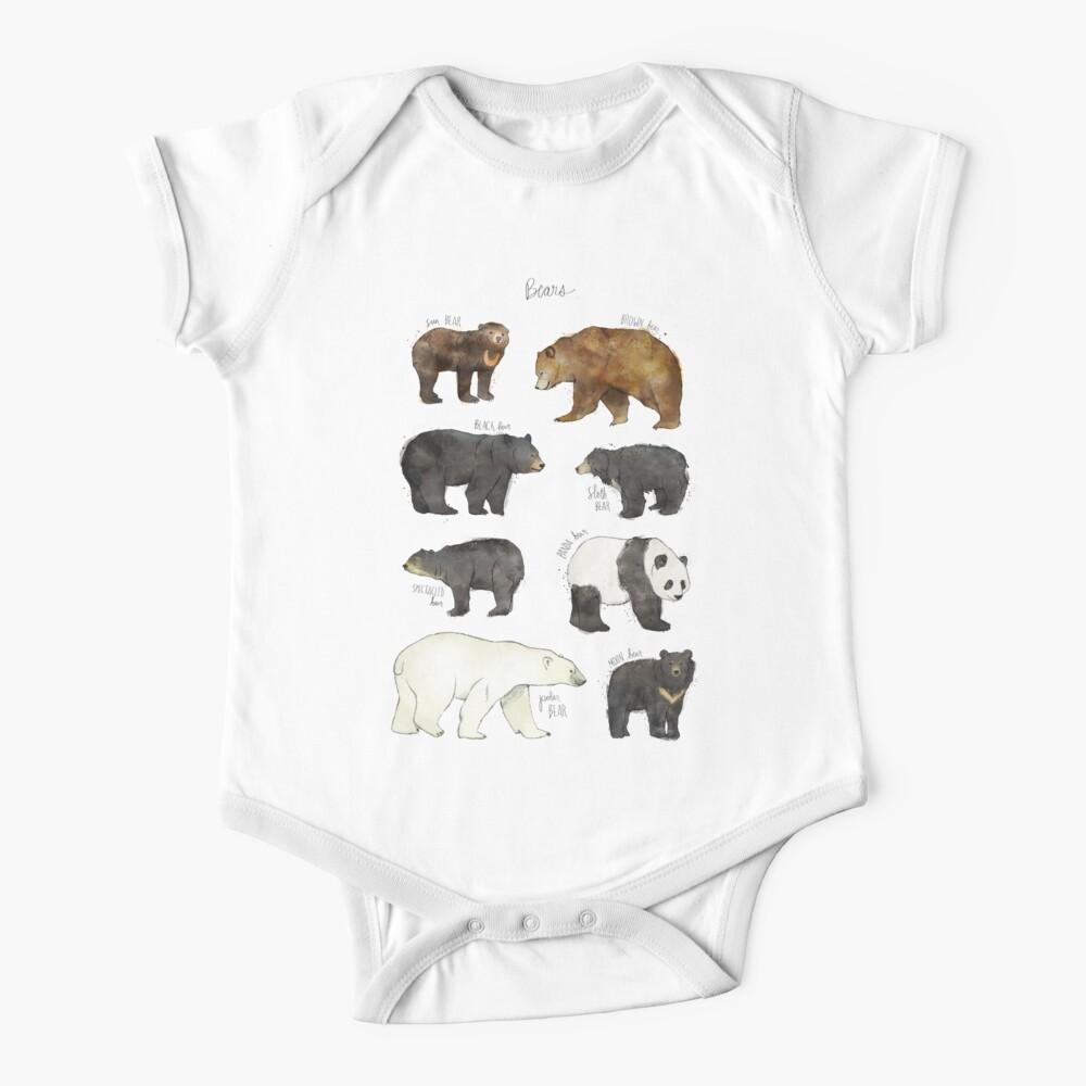 Bears Baby One-Piece