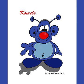 Komele 3 by Averroon