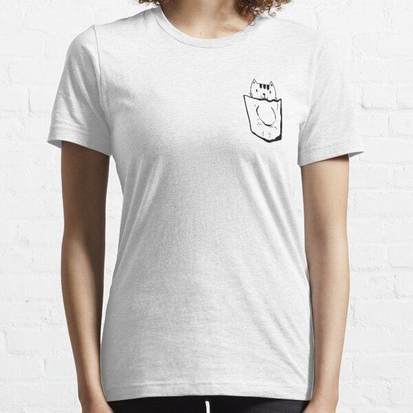 Pocket cat Essential T-Shirt