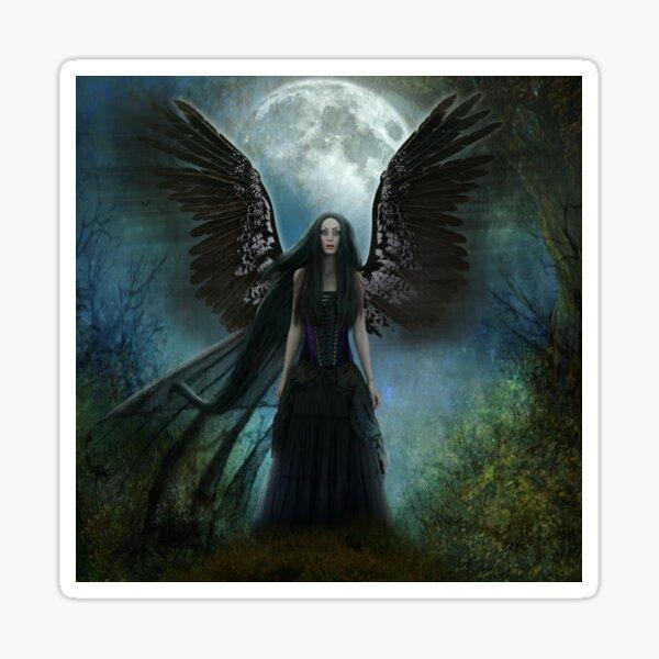 Dark Angel Sticker