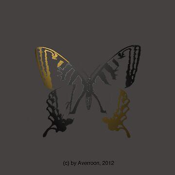 Butterfly by Averroon