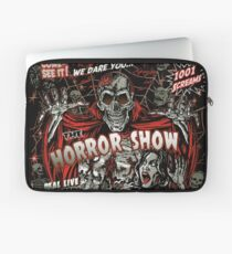 Spook Show Horror movie Monsters  Laptop Sleeve