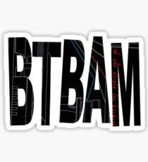 BTBAM Colors Sticker