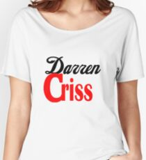 Darren Criss Diet Coke Design Women's Relaxed Fit T-Shirt