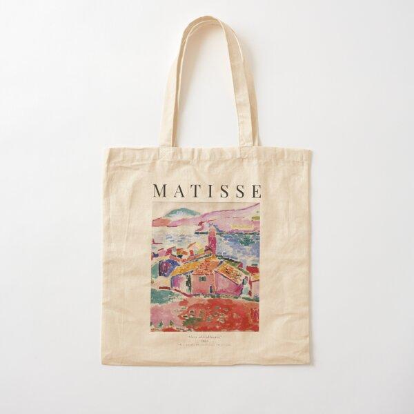 Henri Matisse - Vista de Collioure - Cartel de la exposición Bolsa de algodón