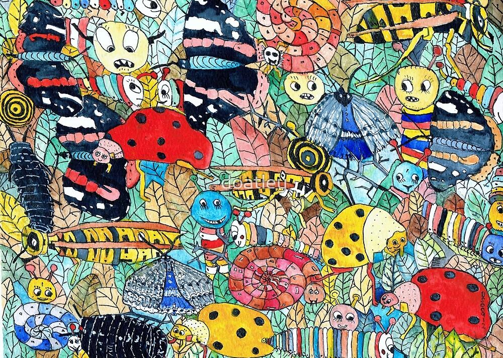 Bug Eyed by doatley