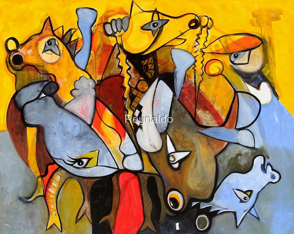 Silence of Malice  by Reynaldo