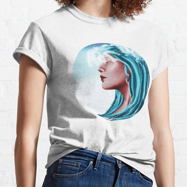 Waves of Calmness Classic T-Shirt