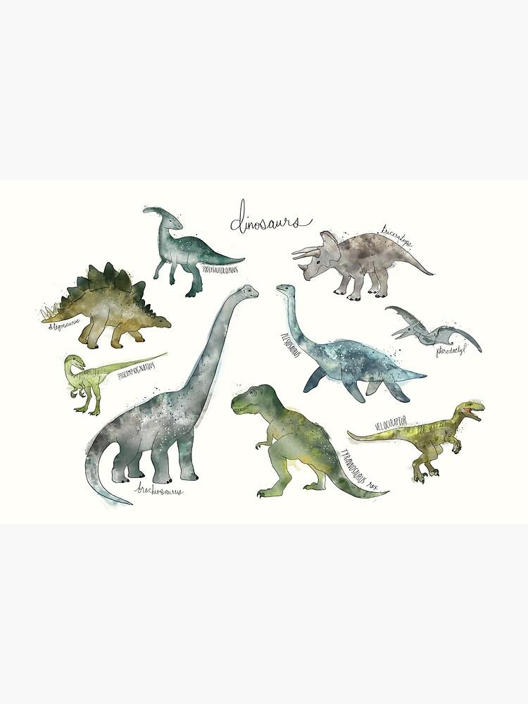 Dinosaurs by AmyHamilton
