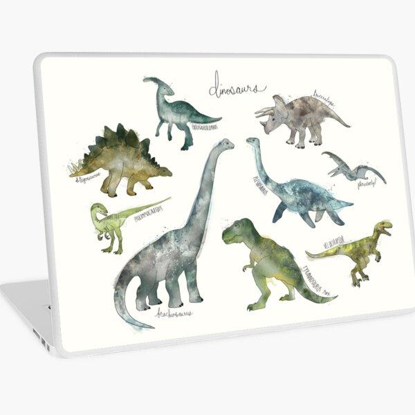 Dinosaurs Laptop Skin