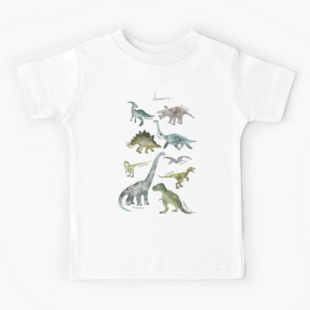 Dinosaurs Kids T-Shirt