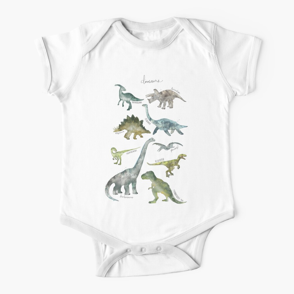 Dinosaurs Baby One-Piece