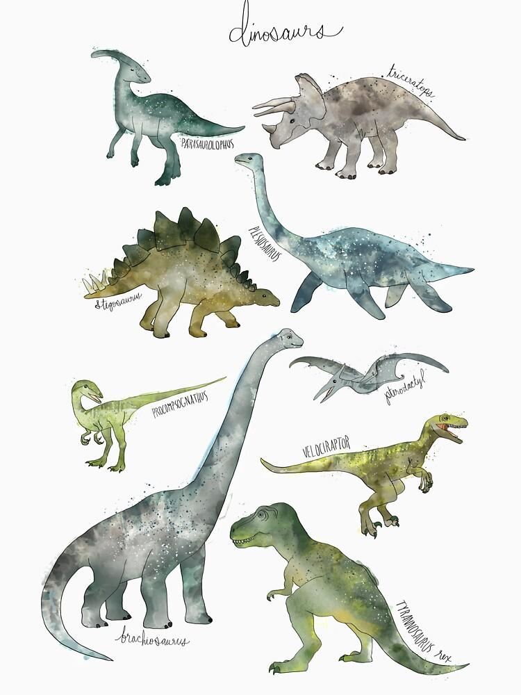 Dinosaurios de AmyHamilton