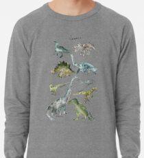 Dinosaurier Leichtes Sweatshirt