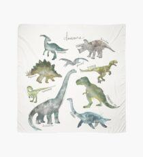 Dinosaurs Scarf