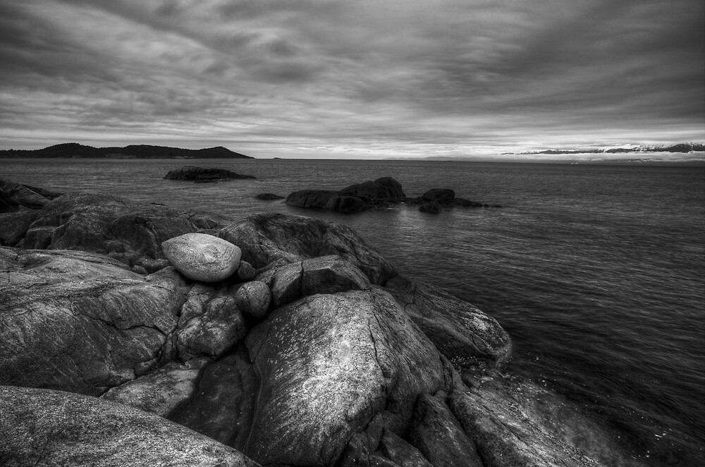 Islands by Don Guindon