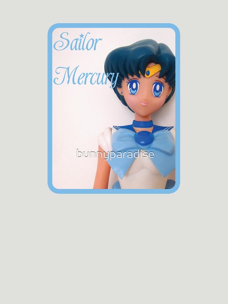 I am Sailor Mercury by bunnyparadise