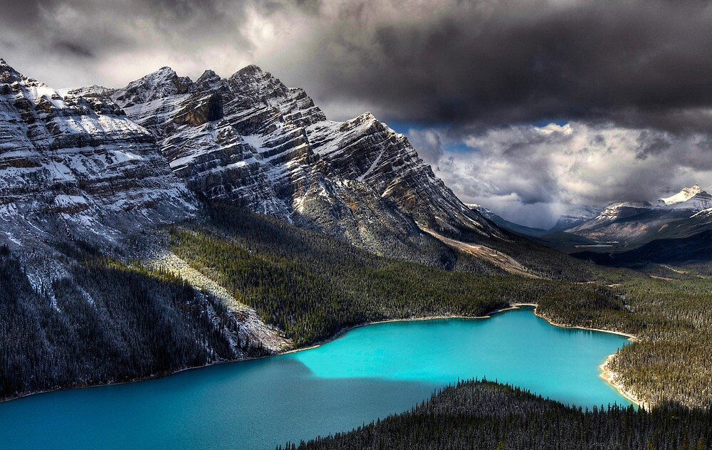 Bill's Lake by Don Guindon