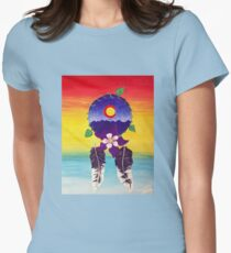 Colorful Colorado Womens Fitted T-Shirt