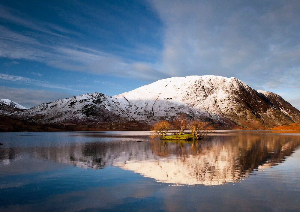 mellbreak reflection by paul mcgreevy