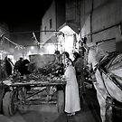 Street Market by Mojca Savicki