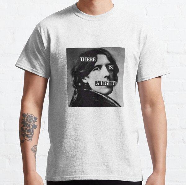 l'art est une lumière. T-shirt classique