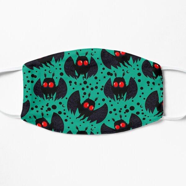 Mothman Green Night Flat Mask